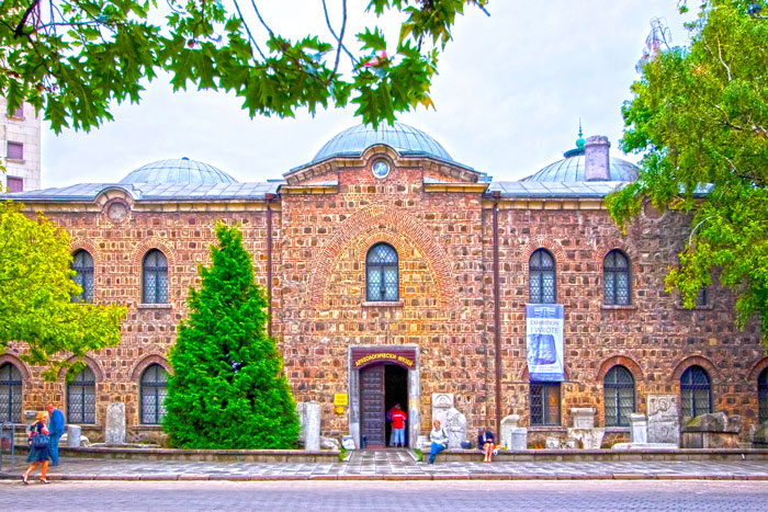 Daily tour Sofia Institute of Archeology rich ethnic cultural mix