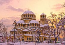 guided tours sofia