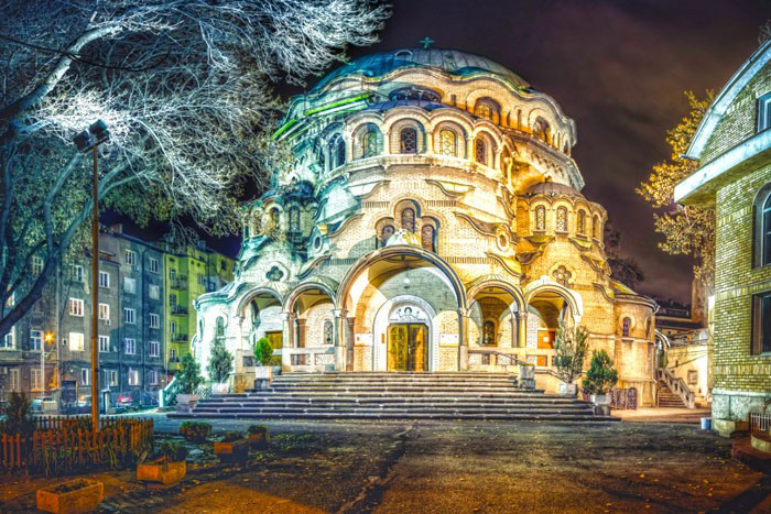 sofia daily city tours